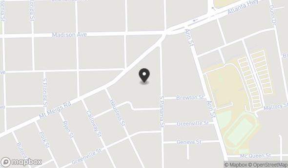 Location of 2252 Mount Meigs Rd, Montgomery, AL 36107
