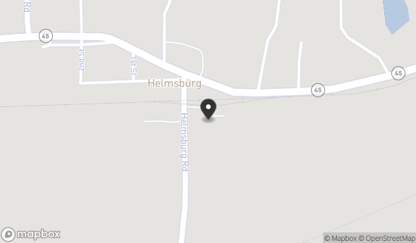 4865 Helmsburg Rd Map View