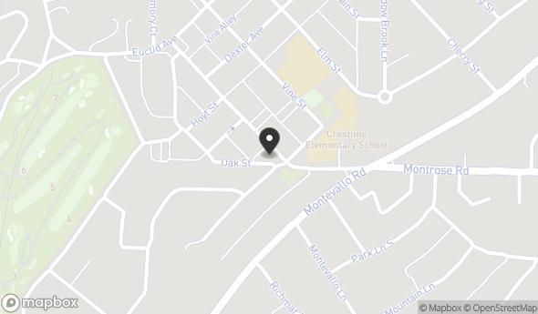 Location of 32 Church St, Mountain Brk, AL 35213