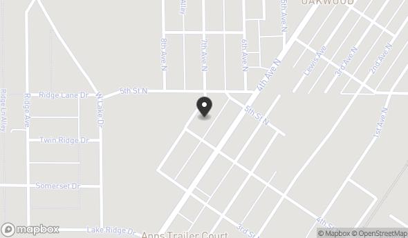 Location of 419 4th Street North, Bessemer, AL 35020