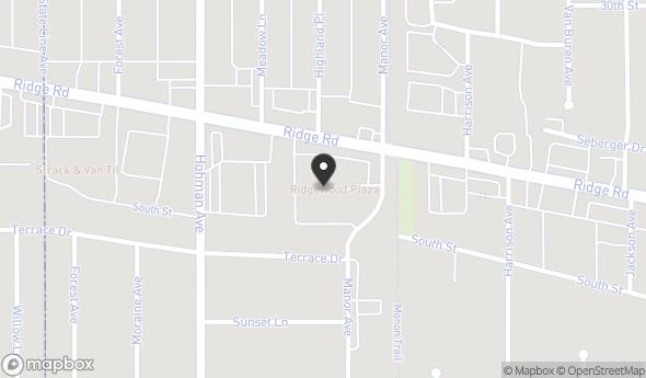 Location of 300-330 Ridge Road, Munster, IN 46321
