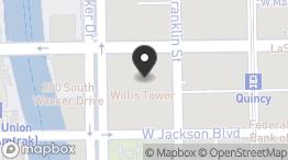 Willis Tower: 233 S Wacker Dr, Chicago, IL 60606