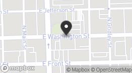207 E Washington St, Bloomington, IL 61701