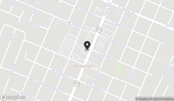 Location of Park Plaza Shopping Center: 3300 Paris Rd, Chalmette, LA 70043