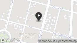 Development Site in Historic Warehouse/Arts District: 851 Magazine St, New Orleans, LA 70130