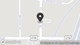 301 N Poplar St, Searcy, AR 72143