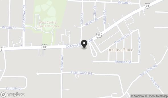 Location of 8301 Colonel Glenn Rd, Little Rock, AR 72204