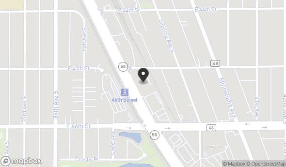 4525 Hiawatha Ave Map View