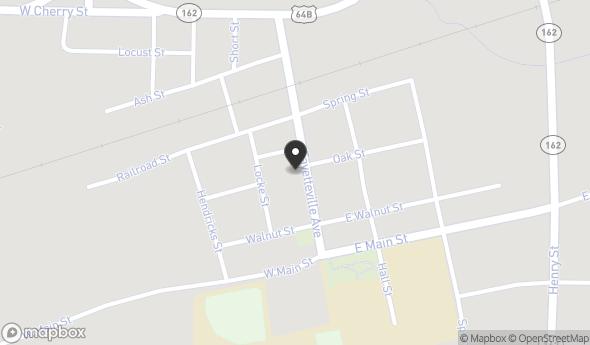 Location of 195 HWY 64 East, Alma, AR 72921