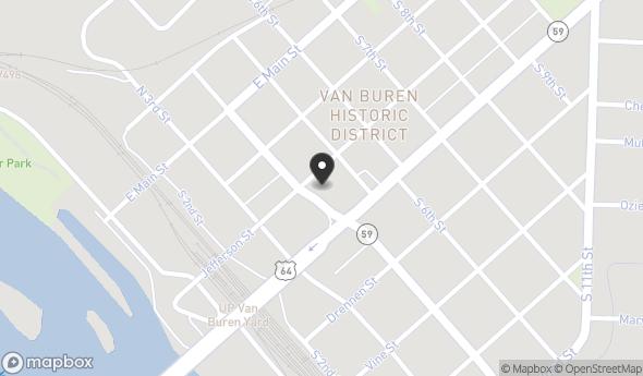 410 Jefferson Street Map View