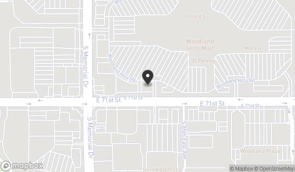 Location of JOS. A. BANK & VITAMIN SHOPPE: 8247 E 71st St, Tulsa, OK 74133