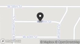W 59th St: W 59th St, Sioux Falls, SD 57106