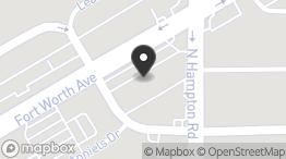 STEVENS PARK VILLAGE: 2128-2154 Fort Worth Avenue, Dallas, TX 75211
