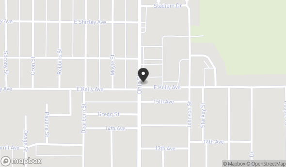 Location of DOLLAR GENERAL: 1612 Ohio St, Augusta, KS 67010