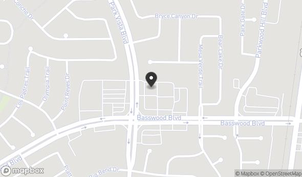 5407 Basswood Boulevard Map View