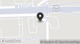 West Kellogg Industrial Build to Suit: 5601 West Kellogg Avenue, Wichita, KS 67209
