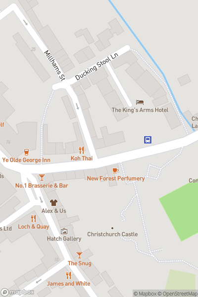 A map indicating the location of Get your studio fee for free