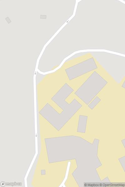 A map indicating the location of Lytchett Minster School
