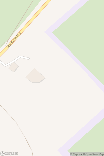 A map indicating the location of Marlborough St John's
