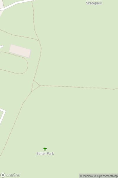 A map indicating the location of Poole Harbour Festival