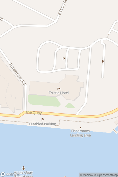A map indicating the location of Wedding Showcase