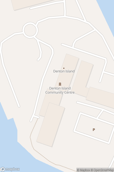 A map indicating the location of Bar at the Bandstand