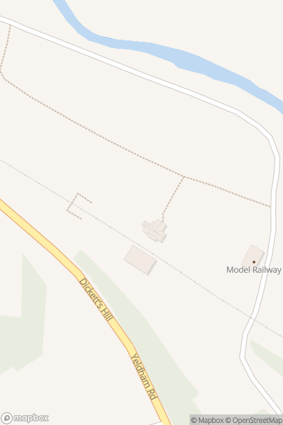 A map indicating the location of Colne Valley & East Anglian Railway Museum