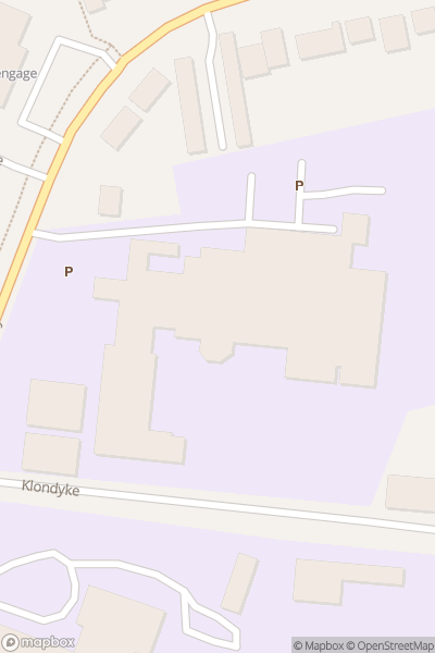 A map indicating the location of St Benedict's Catholic School