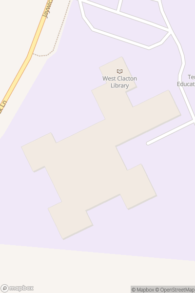 A map indicating the location of Sigma Sixth Form