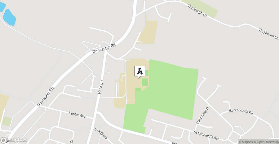 Map of gym location