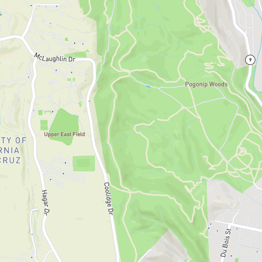 The Colleges Ucsc Campus Maps