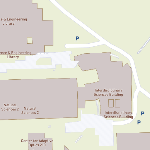 Ucolick Observatory Ucsc Campus Maps