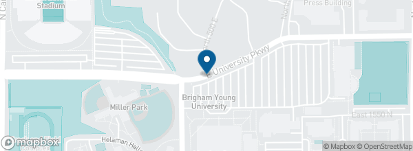 brigham young university marriott