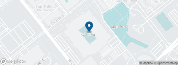 Kyle Field Texas A M University College Station 77843