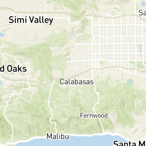 Nearest hotel to Fairfax Avenue, Los Angeles | HotelMap