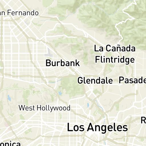 Alandele Avenue, Los Angeles nearby hotels | HotelMap