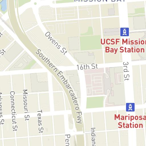 Hotels near Genentech Hall, San Francisco | HotelMap.com
