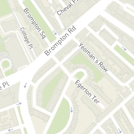 Knightsbridge London Map.Knightsbridge Hotel London Recommended Hotels Hotelmap