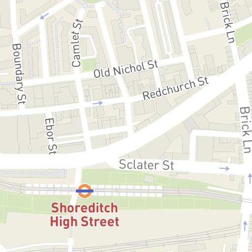 Hotels Near Citizenm London Shoreditch London Hotelmap