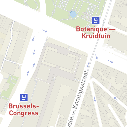 Thon Hotel Brussels City Center, Brussels nearby hotels | HotelMap