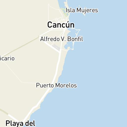 Hotels Near Fairmont Mayakoba Riviera Maya Hotelmap Com