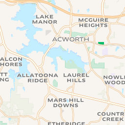 Johnstons Ridge Homes For Sale In Dallas GA