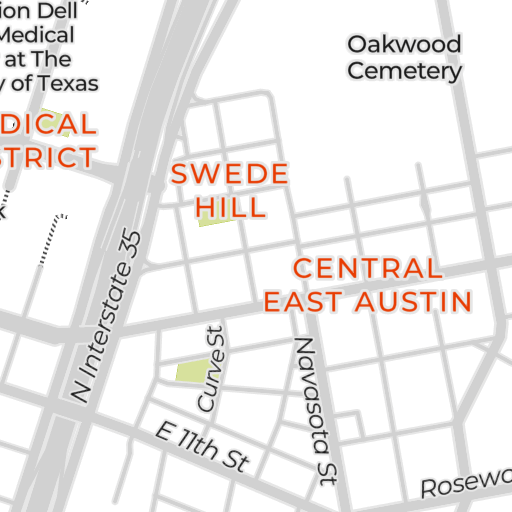 Downtown Traffic Map