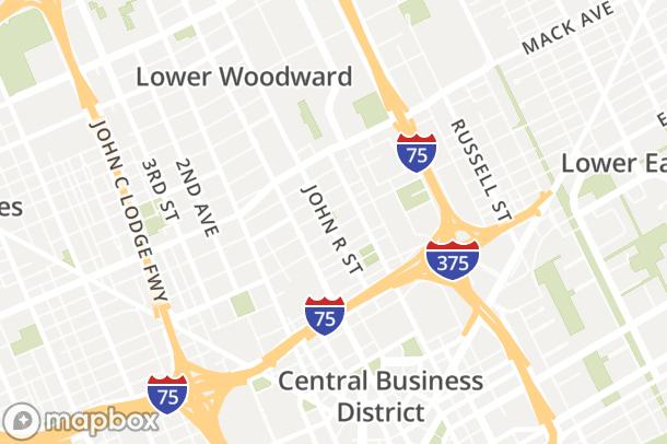 48201 Zip Code Map.2915 John R St Unitunit 710 Detroit Mi 48201 Rocket Homes