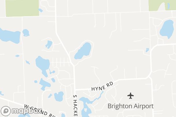 Clark Lake Michigan Map.1699 Clark Lake Rd Brighton Mi 48114 Rocket Homes