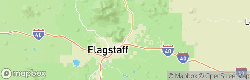 Map Of Koa Arizona.Flagstaff Koa Az The Dyrt