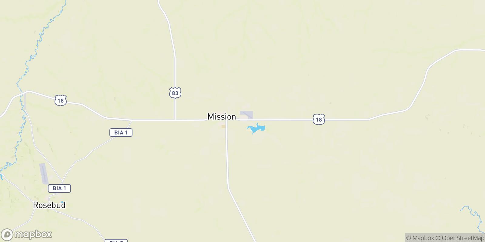 The best camping near Antelope Development Area, South Dakota