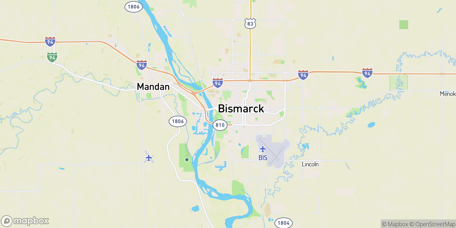 The best camping near Parkview Estates, North Dakota