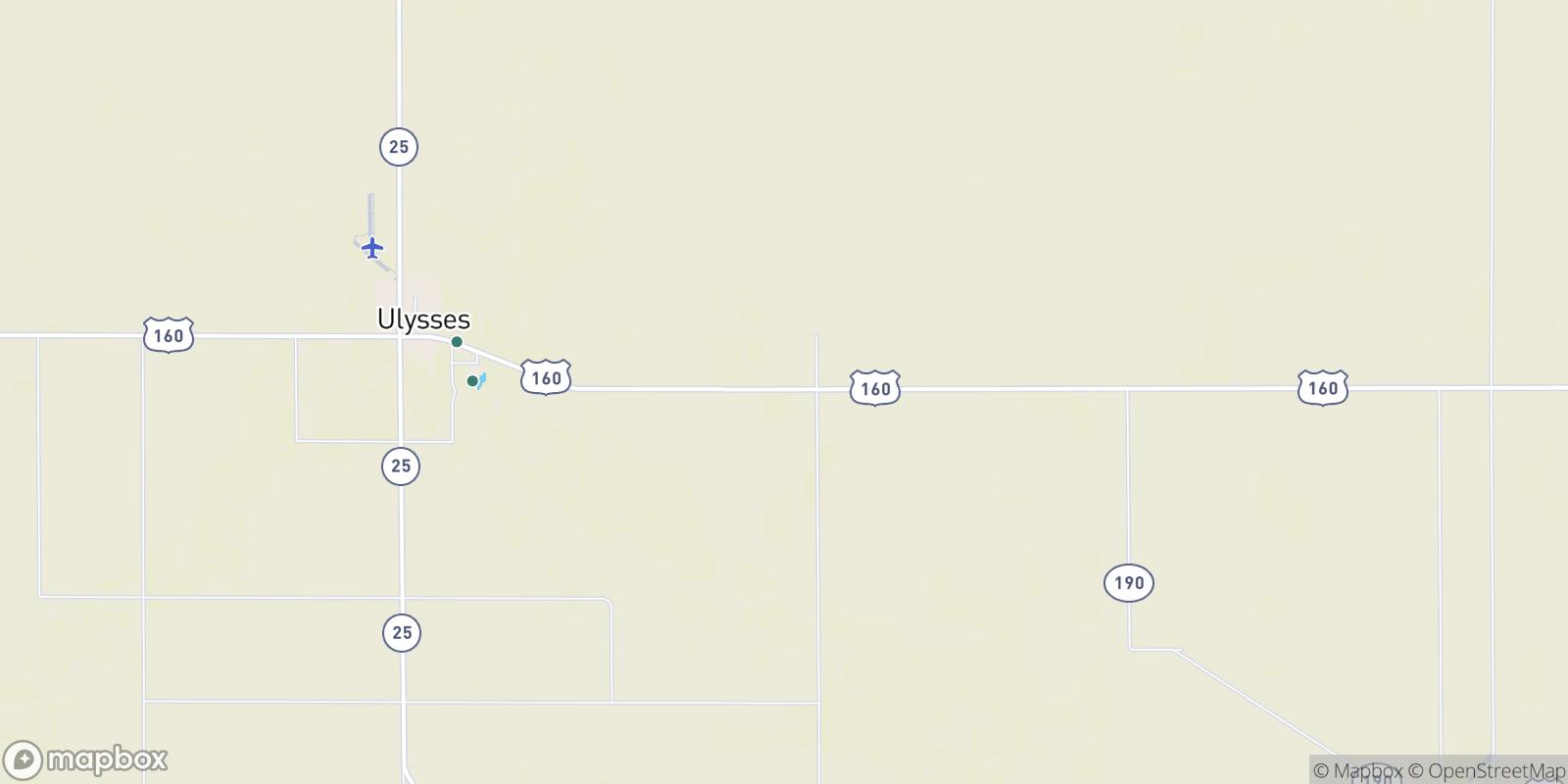 The best camping near Hickok, Kansas