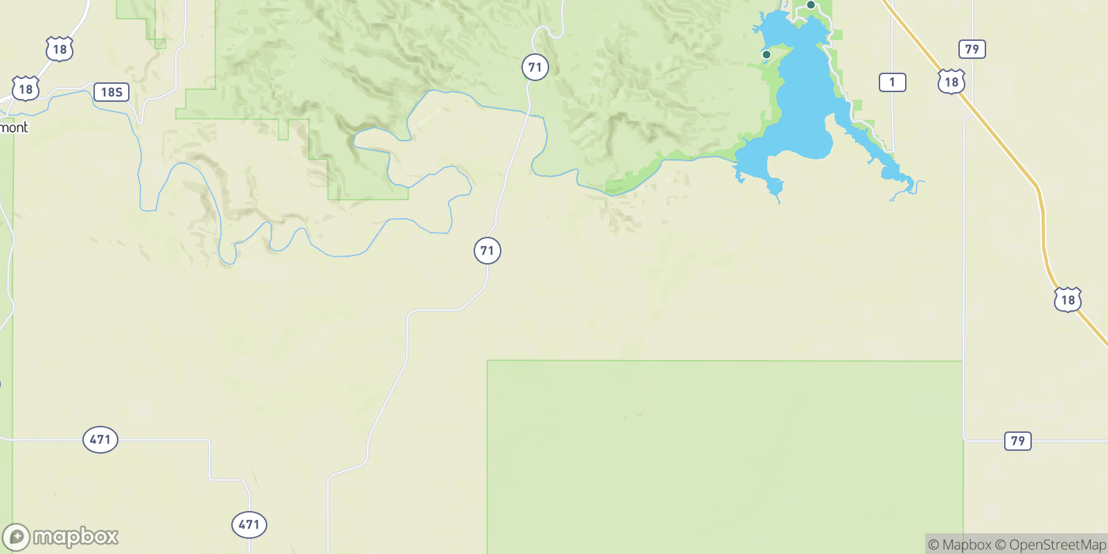 The best camping near Heppner, South Dakota